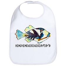 Humuhumu Fish Bib