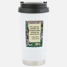 Read All You Can Stainless Steel Travel Mug