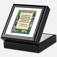 Read All You Can Keepsake Box