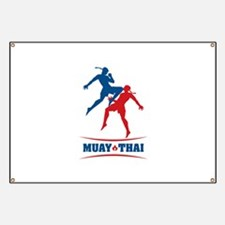 Muay Thai Banner