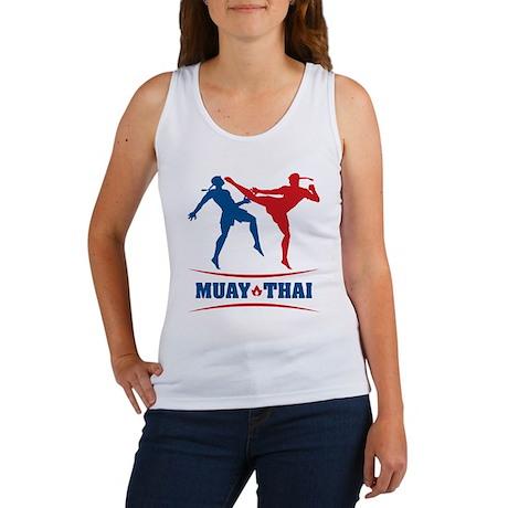 Muay Thai Women's Tank Top