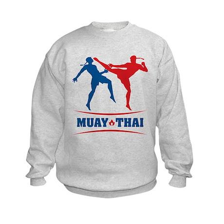 Muay Thai Kids Sweatshirt