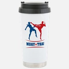 Muay Thai Stainless Steel Travel Mug