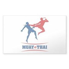 Muay Thai Decal