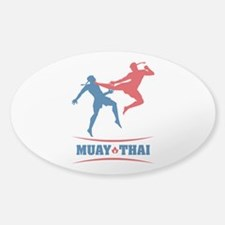 Muay Thai Decal