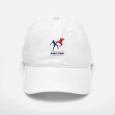 Muay Thai Baseball Baseball Cap