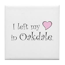 Oakdale Tile Coaster