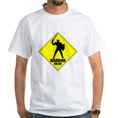 Warrior Online MMORPG Shirt