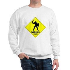 Warrior Online MMORPG Sweatshirt