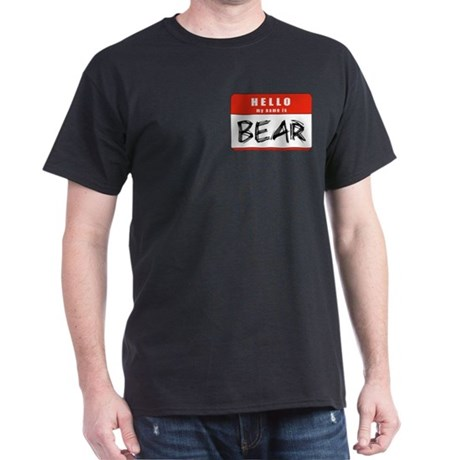 Playwear Black T-Shirt
