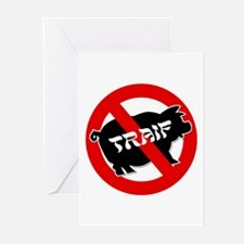 Traif Greeting Cards (Pk of 20)
