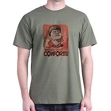 Conform! Anti-Obama T-Shirt