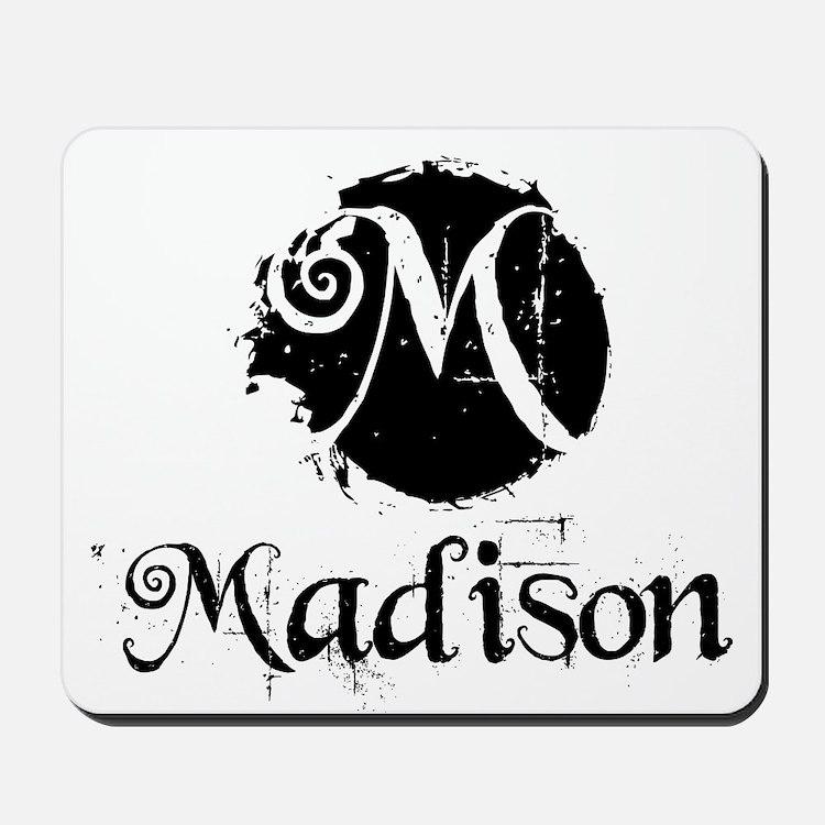 Madison Grunge Mousepad
