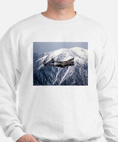 P-38 and the Mountain Sweatshirt