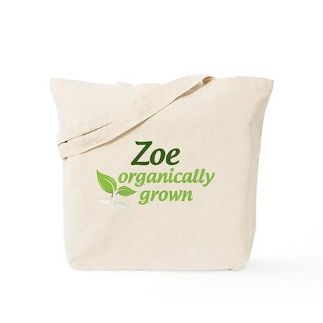 Organic Zoe Tote Bag