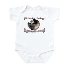 Pick Me Infant Creeper