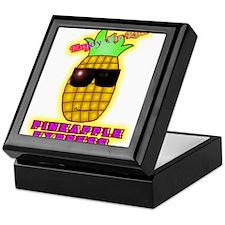 Cute Pineapple Keepsake Box