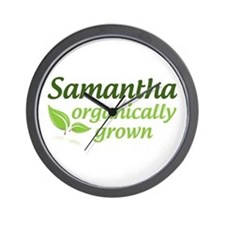 Organic Samantha Wall Clock