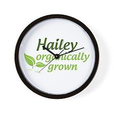 organic hailey Wall Clock
