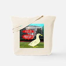Obama Ain't No Nazi Tote Bag