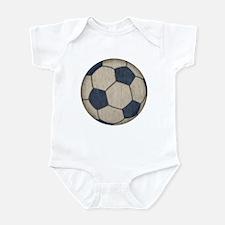 Fabric Soccer Infant Bodysuit