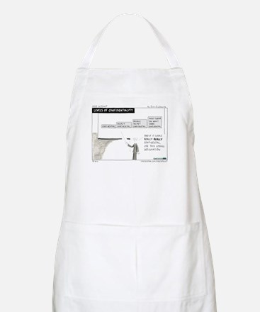 Levels of Confidentiality Apron