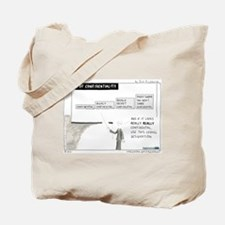 Levels of Confidentiality Tote Bag