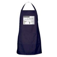 Levels of Confidentiality Apron (dark)