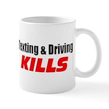 Texting & Driving Kills Mug