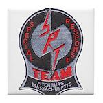 Fitchburg Police SRT Tile Coaster