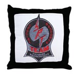 Fitchburg Police SRT Throw Pillow