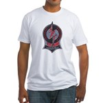 Fitchburg Police SRT Fitted T-Shirt