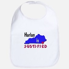 Harlan is Justified Bib