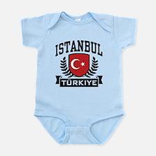 Istanbul Turkiye Onesie