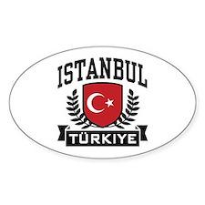 Istanbul Turkiye Decal