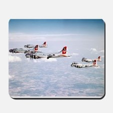 B-17 Formation Mousepad