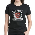 Sao Paulo Brazil Women's Dark T-Shirt