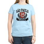 Sao Paulo Brazil Women's Light T-Shirt