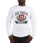 Sao Paulo Brazil Long Sleeve T-Shirt