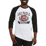 Sao Paulo Brazil Baseball Jersey