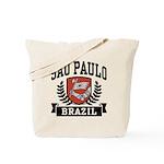 Sao Paulo Brazil Tote Bag