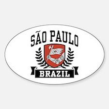 Sao Paulo Brazil Decal
