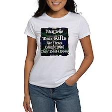 Men who wear kilts Tee