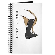 Heels Down Vertical Illus. Journal