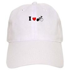 I (heart) Cycling Cap