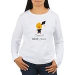 Class of 2010 Chick Women's Long Sleeve T-Shirt