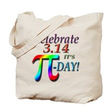 Pi Day Tote Bag