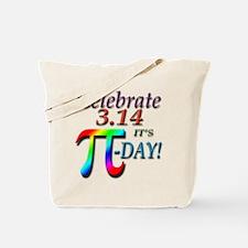 Pi Day Tote Bag