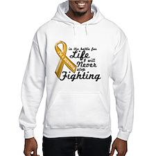 Childhood Cancer Survivor Hoodie