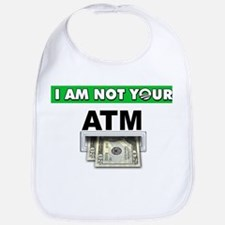 Not Your ATM Bib